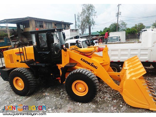 CDM860 Wheel Loader (Weichai Engine)