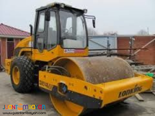 CDM 514B ROAD ROLLER (Yunchai Engine)