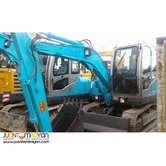 MINI BACKHOE CRAWLER TYPE JINGGONG