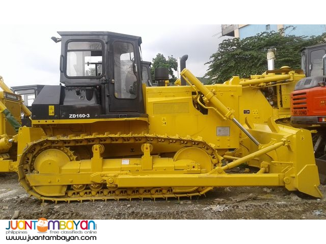 ZD220-3 BULLDOZER WITH OR WITHOUT RIPPER