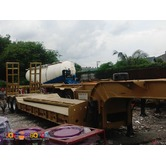 TRI AXLE LOWBED SEMI-TRAILER 60 TONS