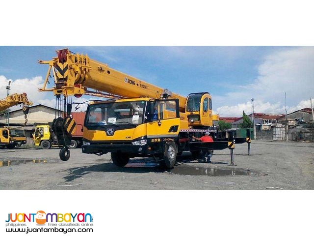 TOWER CRANE XCMG 25 TONS QY25K-II