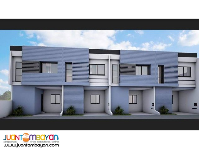 Townhouse for sale at Marikina Levier