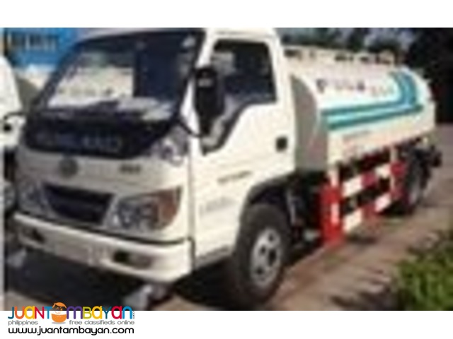 6 Wheeler Fuel Truck 4000L
