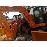 MINI BACKHOE CDM6065 LONKING 0.25 CUBIC KOMATSU COUNTERPART PC60