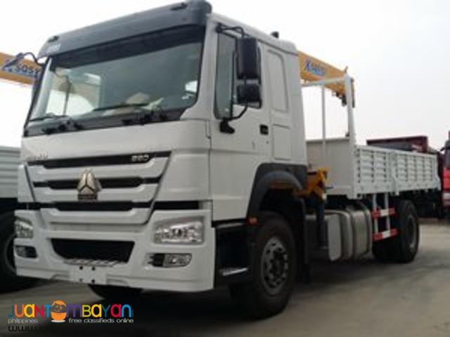 6 Wheeler Boom Truck 3.2Tons