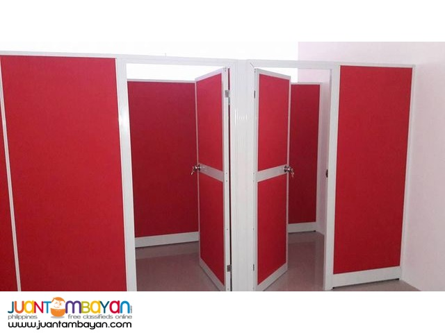 Office Partition Full Fabric