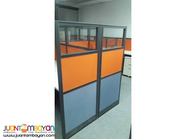 Partition Two toned Office-JVSG