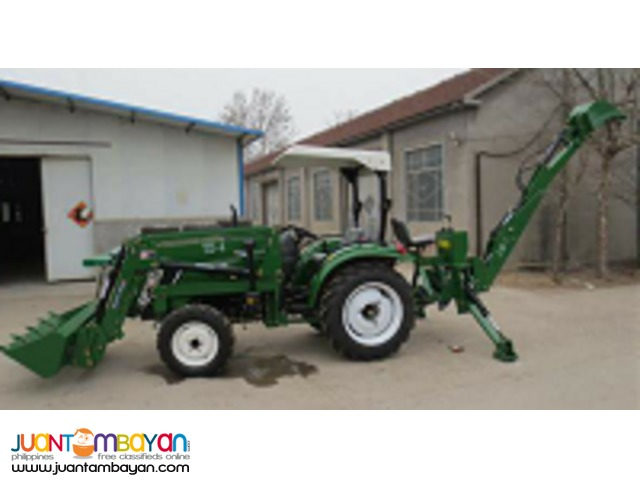 FARM  TRACTOR  D.E