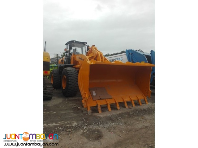 CDM860 WHEEL LOADER 3.5 CBM LONKING
