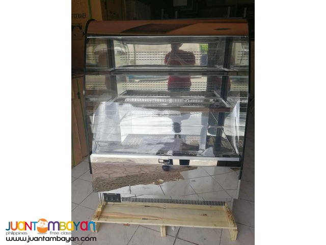 OPEN TYPE CAKE CHILLER
