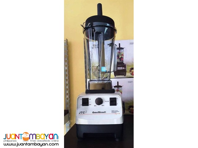 Heavy Duty Blender Genuine JTC Omni I