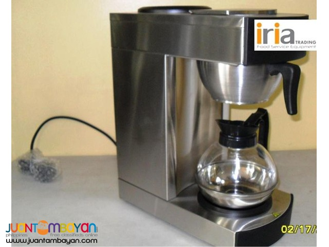 COFFEE BREWER CAFERINA