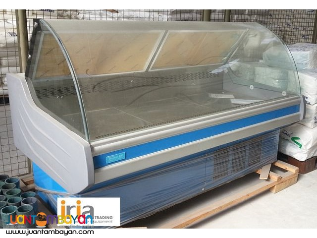 MEAT DISPLAY CHILLER 1.5 meter long