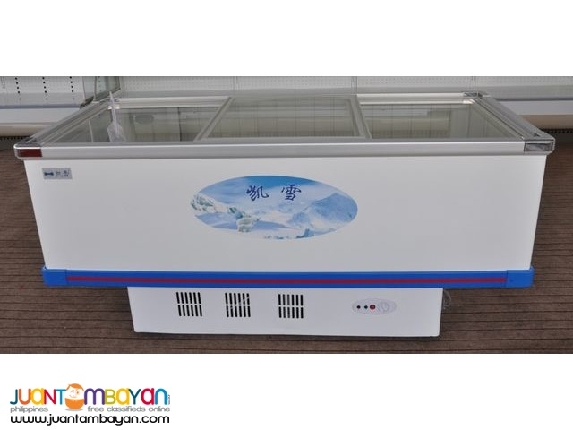 MEAT DISPLAY FREEZER