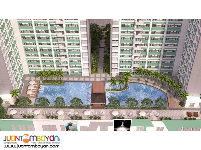 The Magnolia Residences 1br condo for sale in New Manila QC