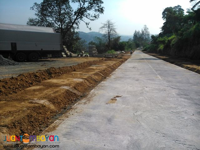 Antipolo lots for sale at Blue Mountain Sumulong Highway