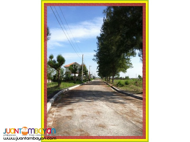 Lot for sale in Sto Tomas Pampanga