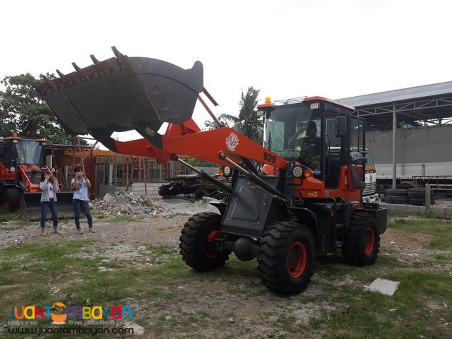 DE 929 0.5 CUBIC MINI LOADER