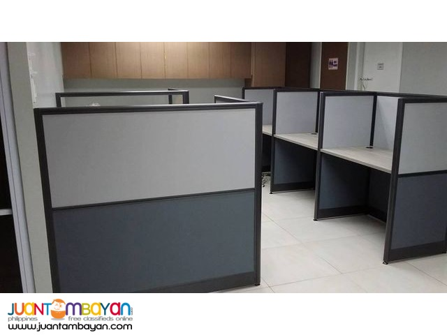 Modular Cubicles Office