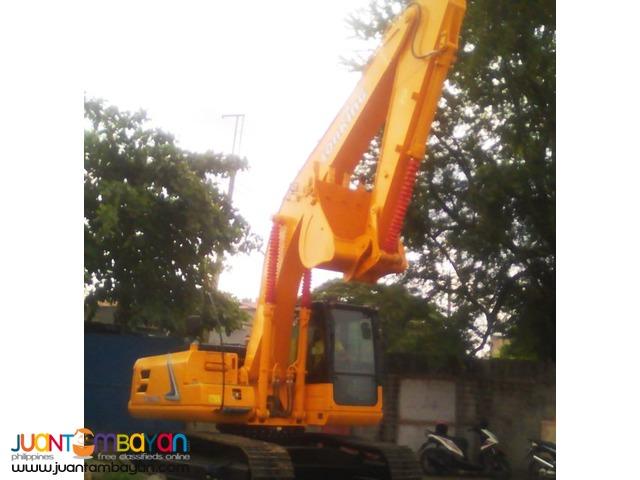 CDM6235 Hydraulic Excavator (Orig.Cummins-6BTA)