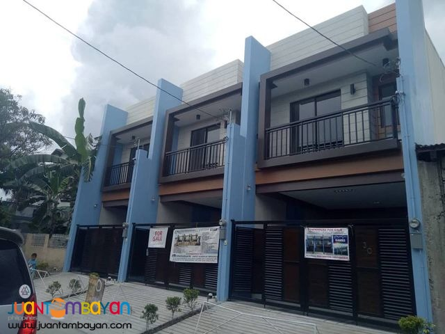 3Br 3-Units 2-Storey Townhouse in Project 8, Q.C