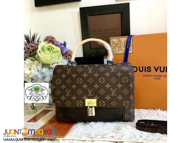 LOUIS VUITTON HANDBAG WITH SLING - LV SLING BAG   Taytay   Katie Shop Go 59573fbde2