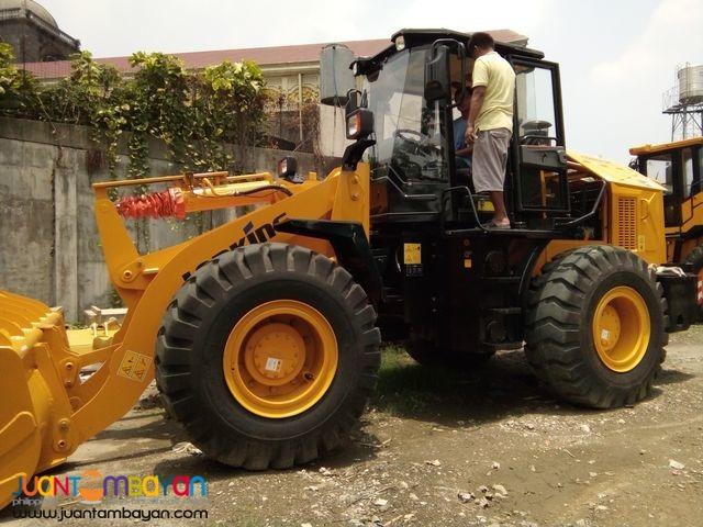 CDM835 Wheel Loader (Weichai Engine)