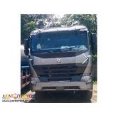 10 Wheeler HOWO-A7 Dump Truck