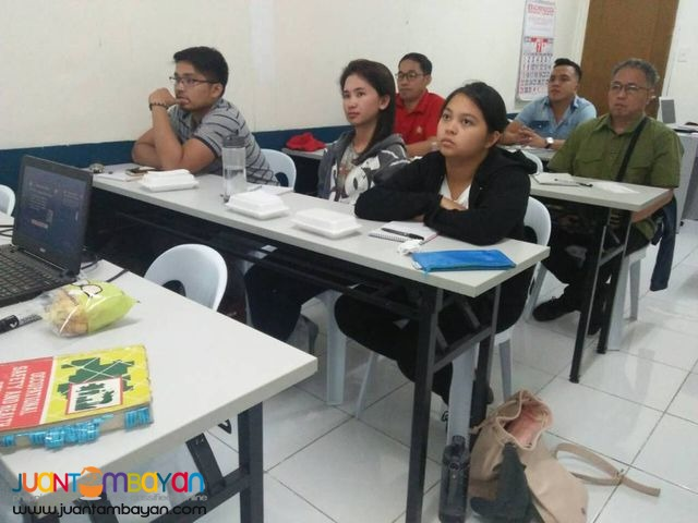 Online SPA Training SO3 Safety Officer 3 Training DOLE Tarlac