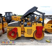 PIZON ROAD ROLLER 3 TONS