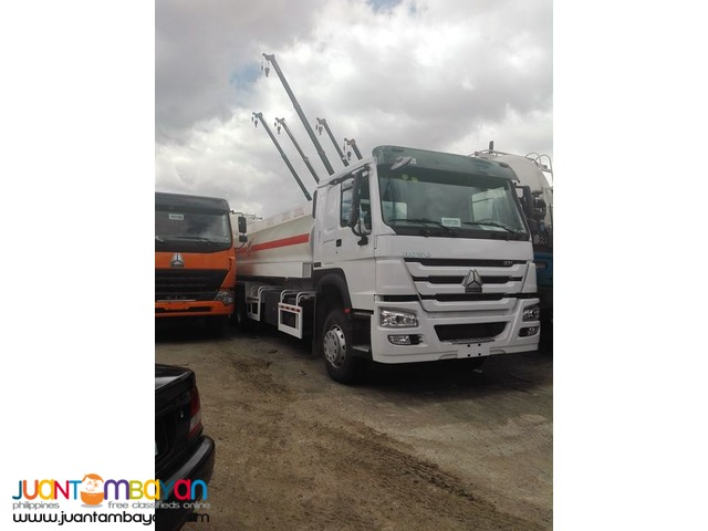 10 Wheeler HOWO Fuel Truck