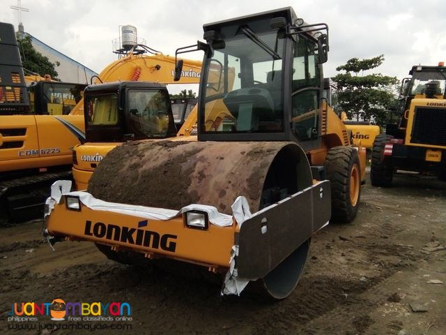 CDM510B ROAD ROLLER (Yunchai Engine)