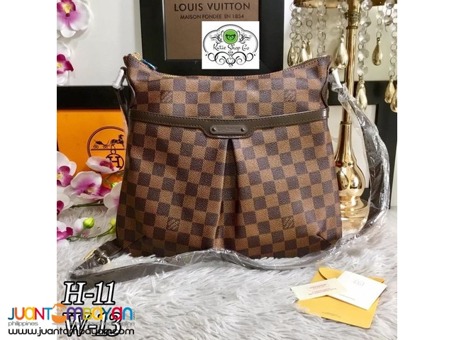88ec5964dbc0 LOUIS VUITTON BLOOMSBURY SLING BAG - LV BLOOMSBURY BAG Taytay