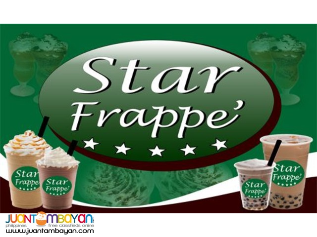 Start the Star Frappe