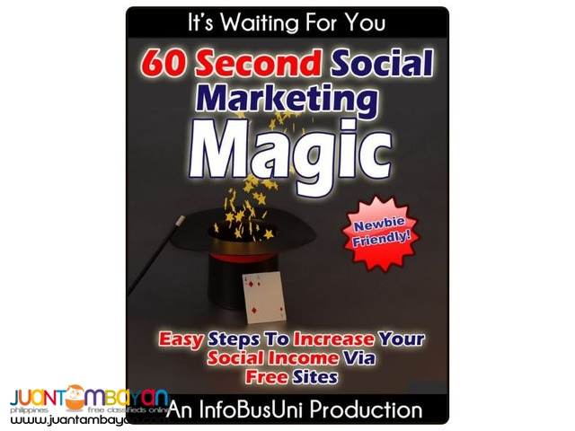social marketing magic