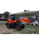 D.E Wheel Loader 929 Payloader 0.7 Cubic