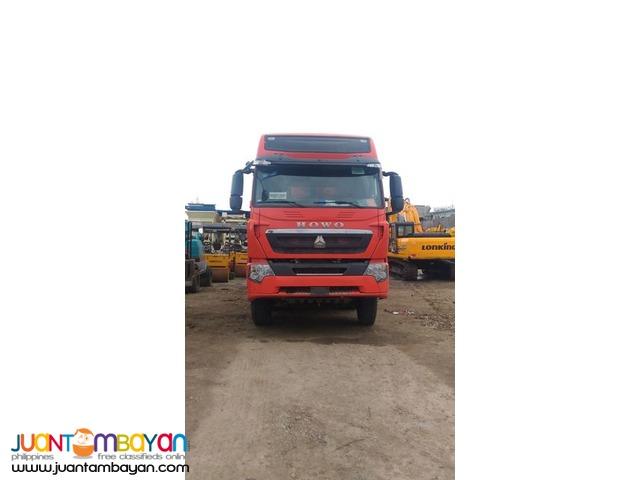 12 Wheeler HOWO-A7 Dump Truck, 420hp 29m³ (Weichai