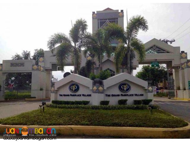 Grand Park Place Imus Cavite Lot for Sale