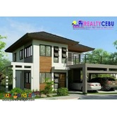 House For Sale at Britta North Resi. in Compstela Cebu (186m²)