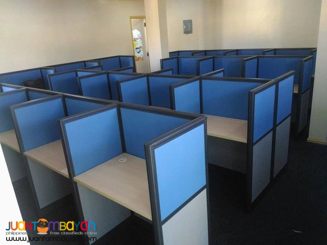 New Done Install Cubicles-JVSG