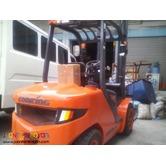 LG35DT Diesel Forklift Engine