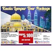 3D2N Kuala Lumpur with City Tour