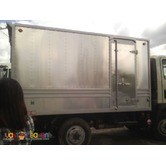 4 Wheel Aluminum Van 3 Tons