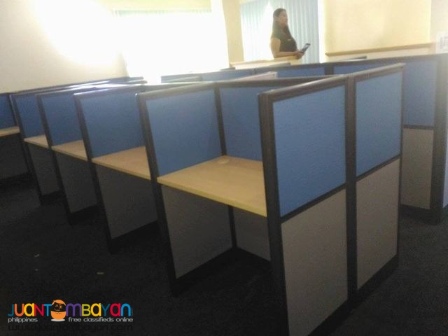 CUBICLES from JVSG office Partition