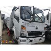 Homan-H3 4X2 Dump Truck 4.5 cubic 6 wheeler Sinotruk