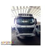 Howo-A7 Dump Truck 30 cubic 12 wheeler Sinotruk