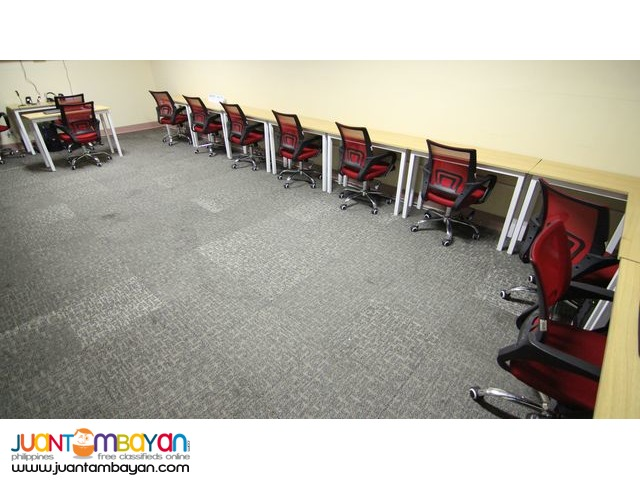 SEAT LEASE - Your Office is now Ready!