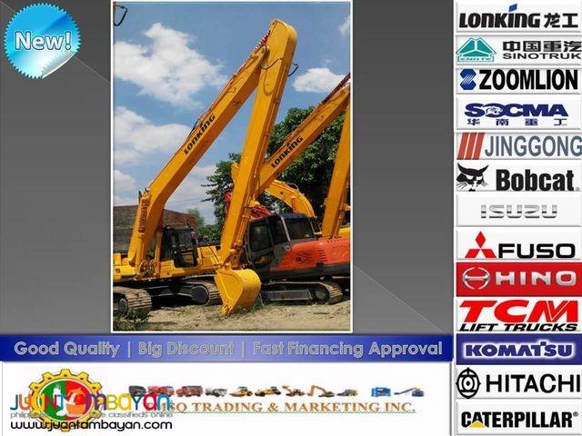 Lonking Backhoe Long arm CDM6235  1.4cbm Bucket Size