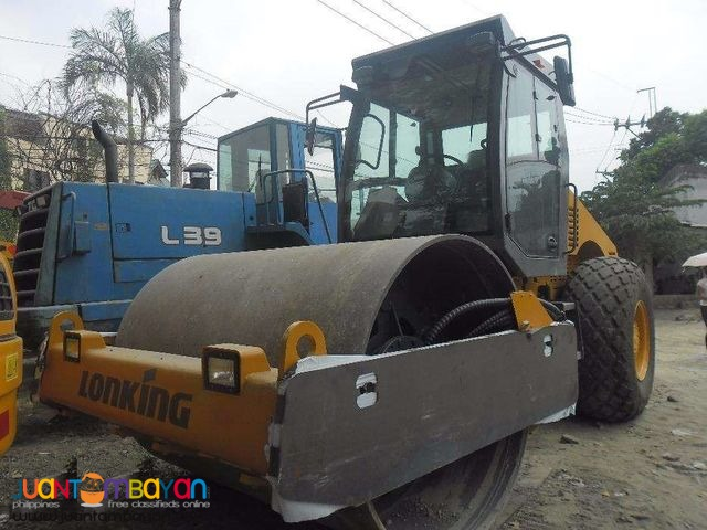 LONGKING CDM512D ROAD ROLLER 12TONS FOR SALE